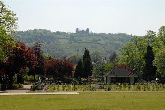Matlock town park