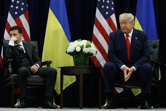 Трамп сказав, що Україна найкорумпованіша