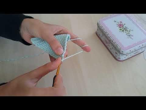 Amigurumi Bebekler için Dikişsiz, Kolay KULAK YAPIMI | How to make ... | 360x480