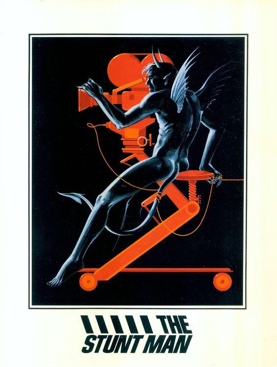 The Stunt Man (1980) (Richard Brush)