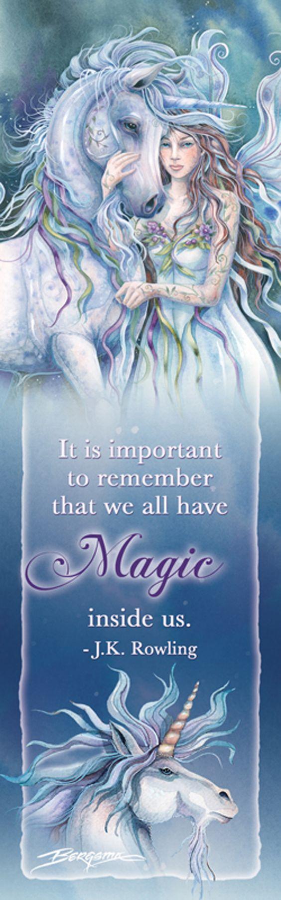 """""""Long Live Magic"""" par Jody Bergsma"""