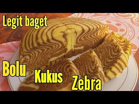 Resep Bolu Kukus Zebra Tanpa Mixer Anti Gagal Super Lembut Youtube Cemilan Resep