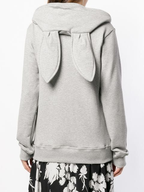 Comme Des Garcons Shirt Boys Bunny Ears Hoodie Bunny Ear Hoodie Hoodies Comme Des Garcons Shirt