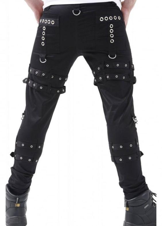 Dead Threads Draven Pants | Attitude Clothing