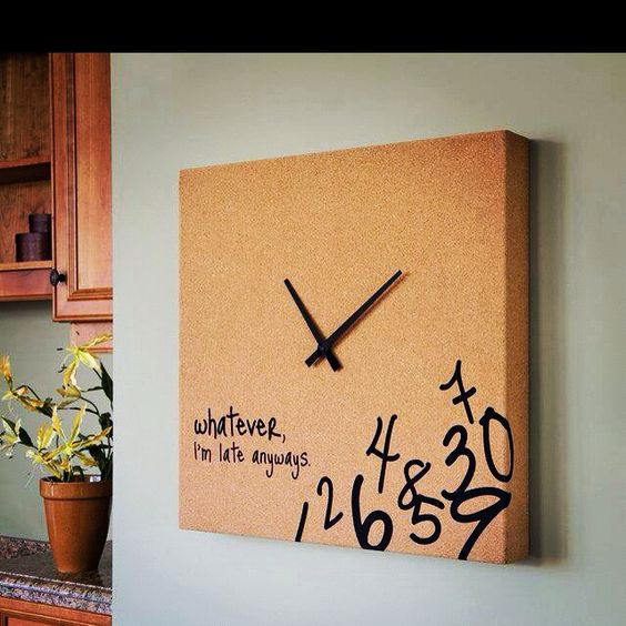My concept of time...