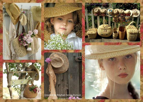 '' Cottage Hats '' by Reyhan Seran Dursun