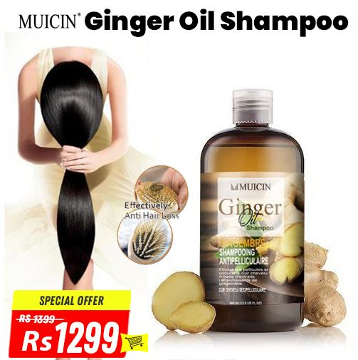 Is Ginger Good For Your Hair