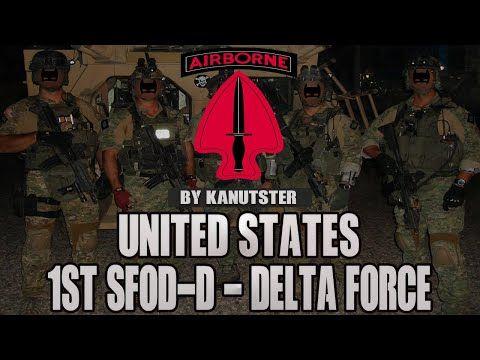 delta force 1st sfod d cag best