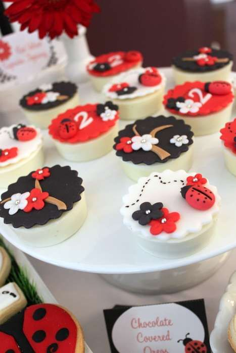Ladybug Birthday Party Birthday Party Ideas | Photo 10 of 27: