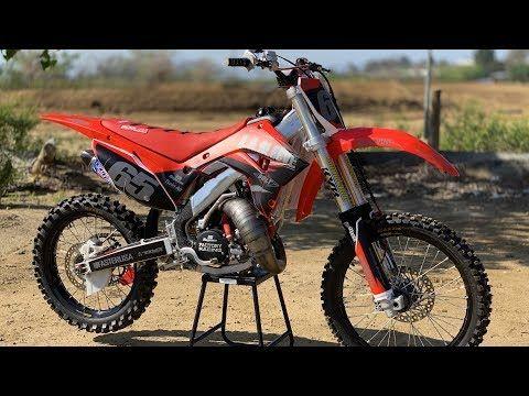 2001 Honda Cr125 2 Stroke La Sleeve Project Bike Dirt Bike Magazine Youtube In 2020 Dirt Bike Magazine Cool Dirt Bikes Honda