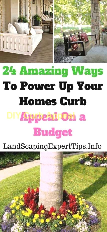 Incredible Before And After Hacks That Can Help You Attain Greater Curb Appeal In 2020 Front Yard Landscaping Simple Landscape Curbing Yard Landscaping Simple