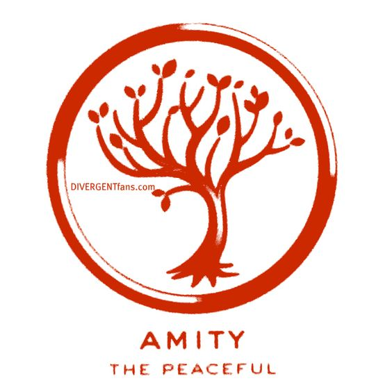 I pick amity for my faction!Because I love being happy I am an artist! @Alexis di Angelo #Divergentclass