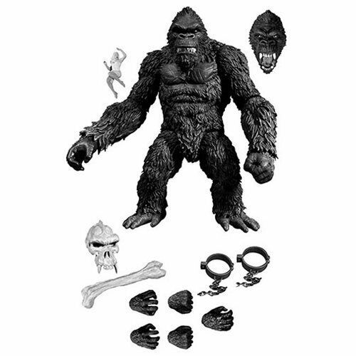 King Kong of Skull Island 7 Inch Action Figure