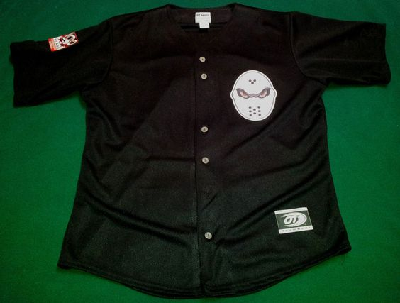 RARE Lake Elsinore Storm FRIDAY THE 13TH Game Worn Jersey 100th Patch - PADRES #OTSPORTS #LakeElsinoreStormSanDiegoPadres