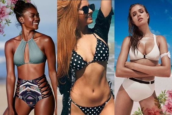Conheça 14 tendências da Moda Praia 2019 que vão bombar