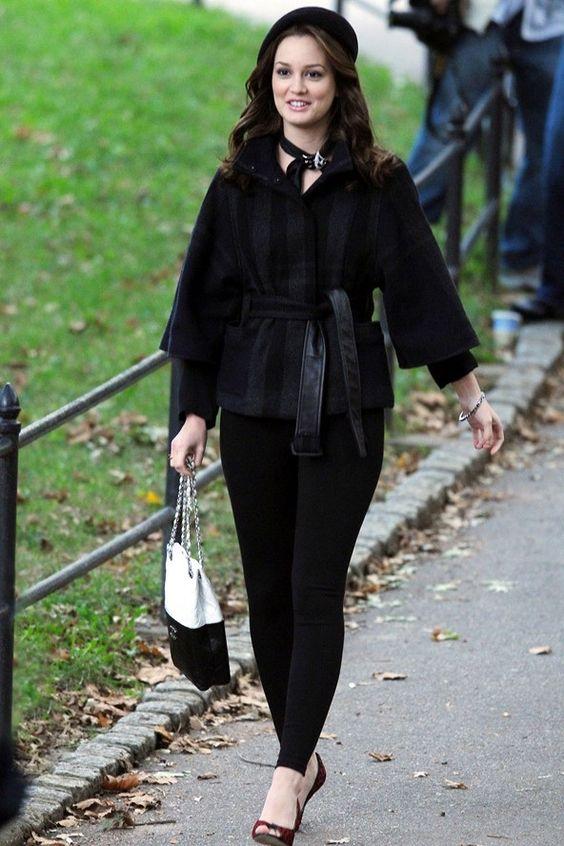 Gossip girl fashion - Blair Waldorf