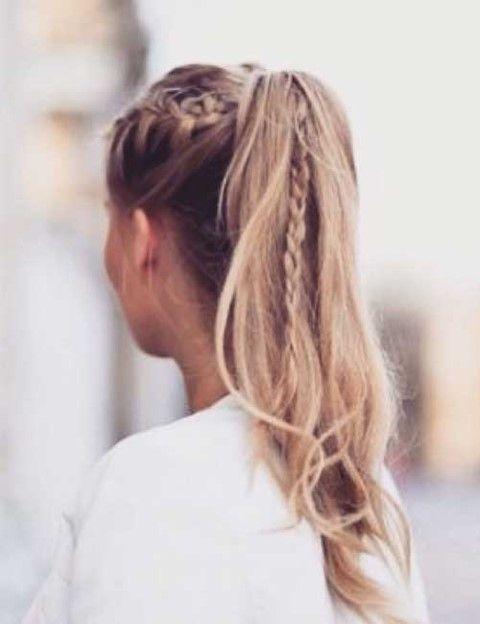 25 Girls Braiding Hairstyles Best Hairstyle Models Frisuren Flechtfrisuren Frisuren Fur Schule