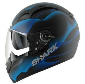 Shark Vision R Series 2 Blue Helmet
