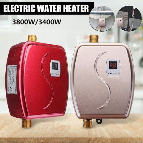 Instant Electric Water Heater Instant Electric Water Heater Instant Electric Heater In Pakistan Electric Water Heater Water Heater Hot Water Heater