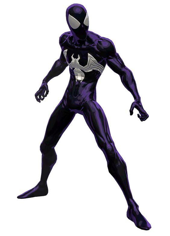 ultimate venom spiderman - photo #44