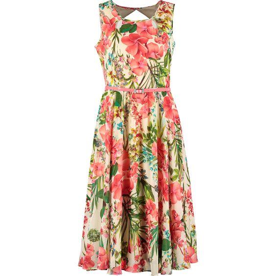 """Gabby Skye"" Floral Print Dress - TK Maxx"