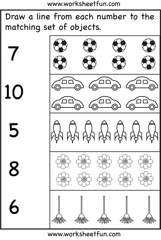 counting 6 worksheets kindergarten worksheets pinterest kindergarten worksheets. Black Bedroom Furniture Sets. Home Design Ideas