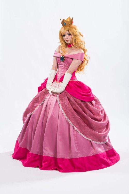 12++ Princess peach dress info