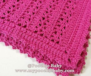 One Skein Blanket for Babies by Michele Gaylor