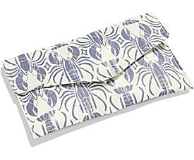 Sperry Top-Sider Sailcloth Lobster Clutch
