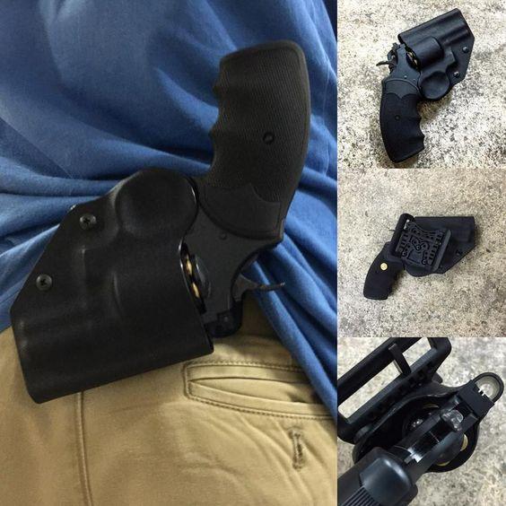Cys Gear Custom Kydex Holster Factory Revolver Guns