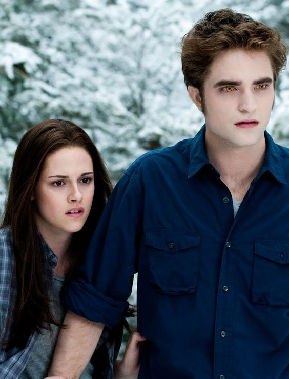 Edward and Bella, you are my always ♥