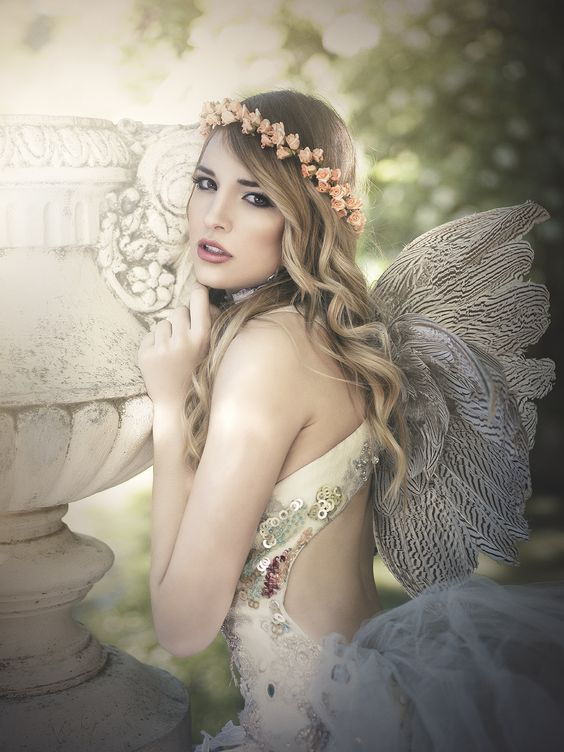 Angel by RebecaSaray.deviantart.com on @DeviantArt