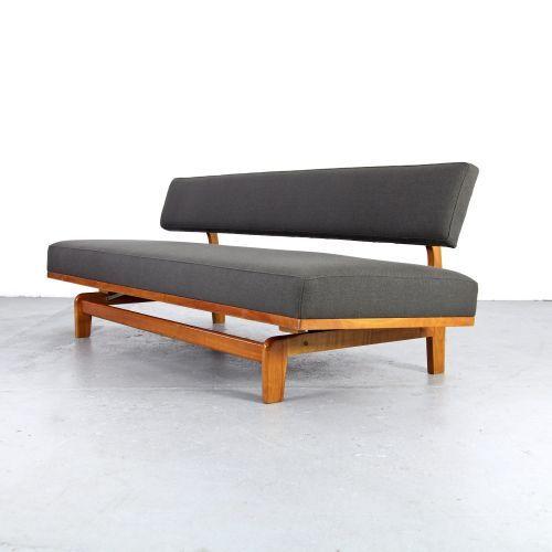 Das Sofa Mod 470 Wurde In Den 1960ern Von Hans Bellman Fur