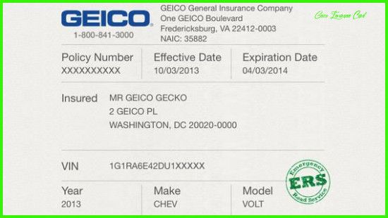 Five Easy Ways To Facilitate Geico Insurance Card Geico Insurance Card Insurance Printable Geico Car Insurance Allstate Insurance