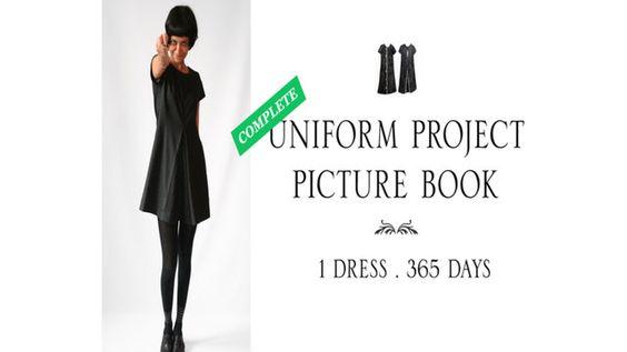 365 days in a little black dress
