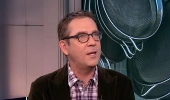 """Ted Allen stops by the studio to talk about hosting """"America's Best Cook"""" and """"Chopped."""""""