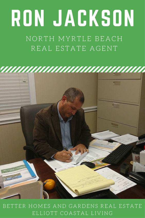 Ron jackson north myrtle beach real estate north myrtle beach real estate agents myrtle for Better homes and gardens real estate rentals