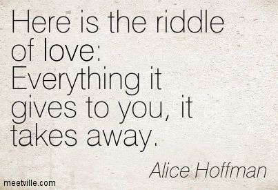 here is the riddle of love - Google Search