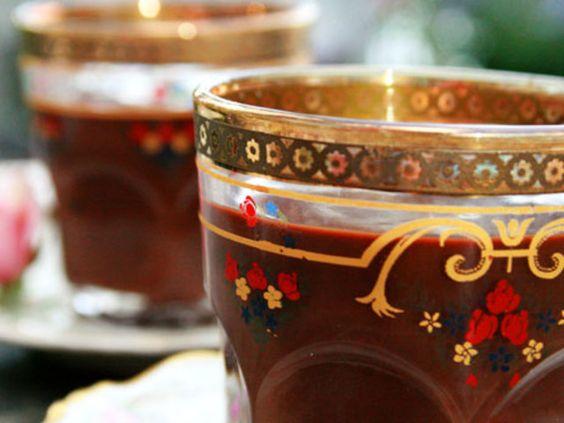 Leilas chokladpudding med kardemumma och apelsin