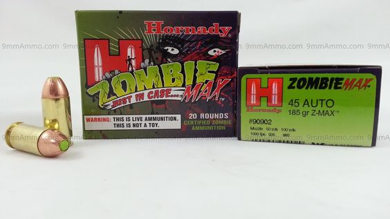 hornady zombie max .45 acp - Yahoo Image Search Results