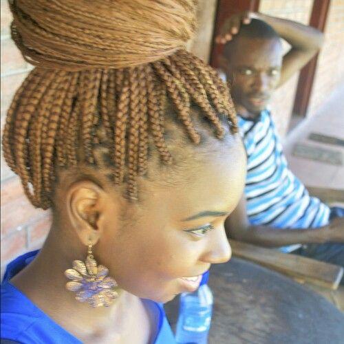 Xpression Hairstyles : Xpression mesh box braids Hair Pinterest Boxes, Braids and Mesh