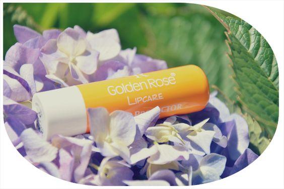Lábios protegidos no Verão