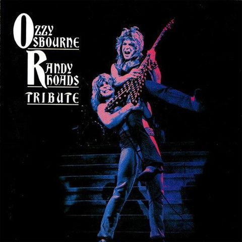 Ozzy Osbourne Randy Rhoads Tribute – Knick Knack Records