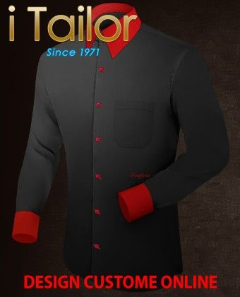 Design Custom Shirt 3D $19.95 maßhemden online Click http://itailor.de/shirt-product/maßhemden-online_it741-1.html