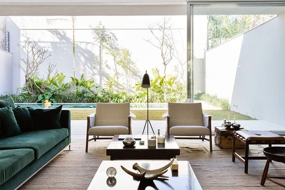 Casa Lara, um lindo exemplar da arquitetura nacional