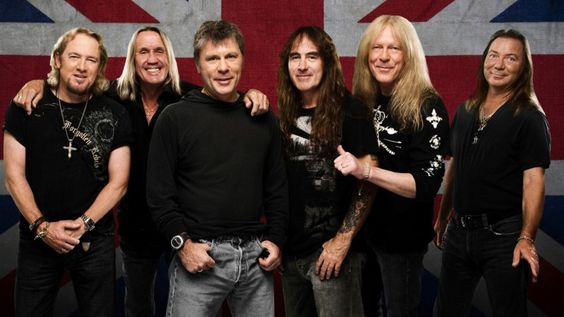 Iron Maiden report success in fight against ticket touts  by Scott Munro