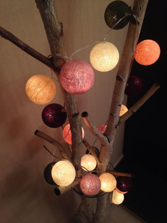 Cottonballlights