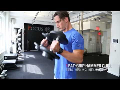 21 DAY SHRED: BACK AND BICEPS WORKOUT