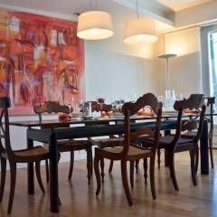 Comedores de estilo moderno por GUTMAN+LEHRER ARQUITECTAS