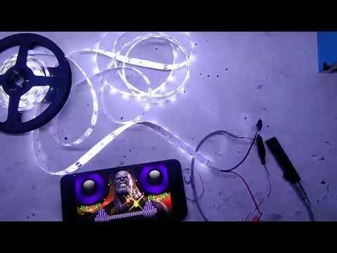 Cara Membuat Lampu Disco Mengikuti Irama Musik Youtube Electronics Projects Led Lampu